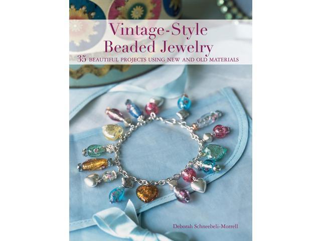 Cico Books-Vintage-Style Beaded Jewelry