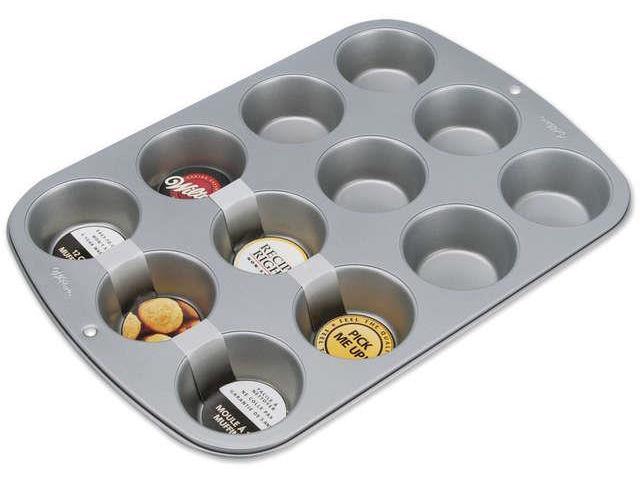 Recipe Right Standard Muffin Pan-12 Cavity 3
