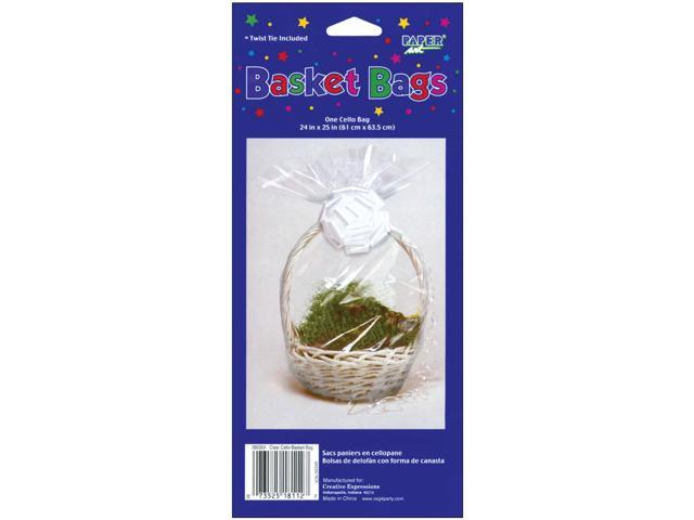 Cello Basket Bag 24