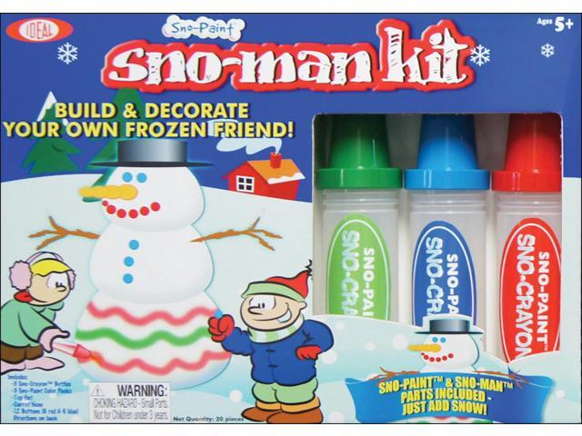 POOF-Slinky 0C8326 Sno Paint Snowman Kit