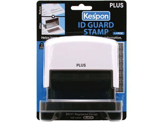 Kes'pon Large ID Guard Stamp 2.75