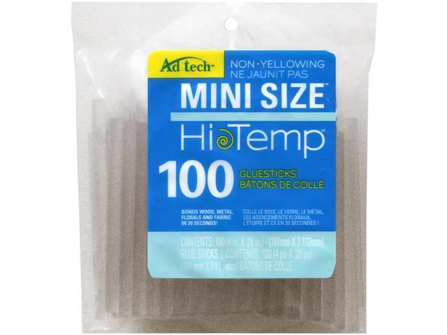 High-Temp Mini Glue Sticks-.28