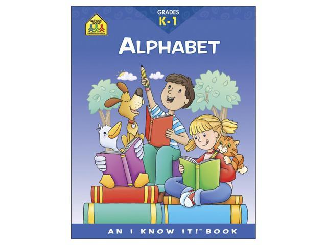 Curriculum Workbook-Alphabet - Grades K-1