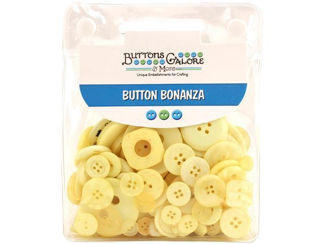 Buttons Galore Button Bonanza-Sunshine
