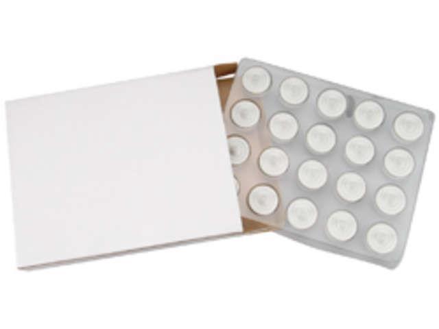 LED Tea Lights Bulk-White