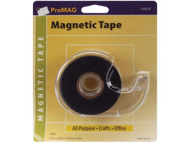 ProMag Adhesive Magnetic Tape Dispenser-.75