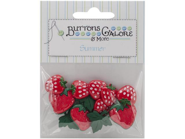 Button Theme Pack-Strawberry Fields