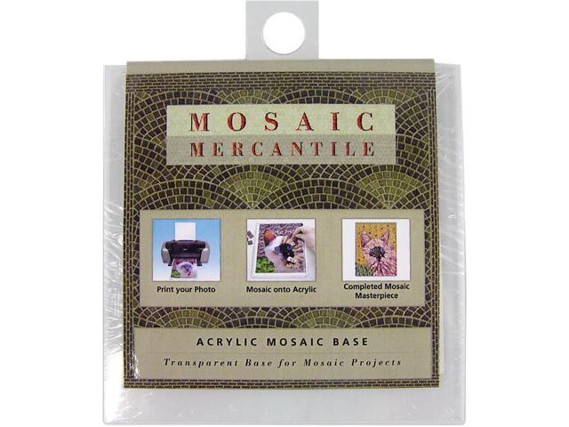 Acrylic Mosaic Base .125