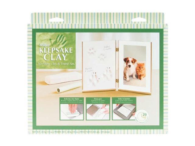 Sculpey Keepsake Kit-Pet Frame