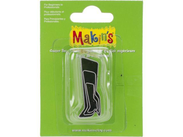 Makin's Clay Cutters 3/Pkg-Boot