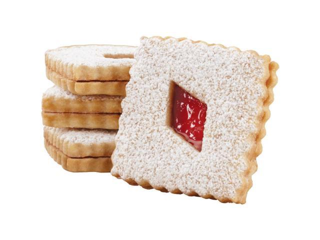 Linzer Cookie Cutter Set 7/Pkg-Square