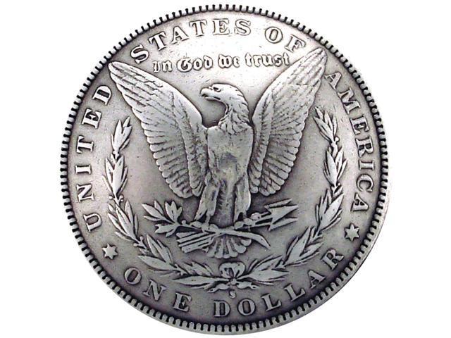 Concho Antique Silver Screwback 1.375