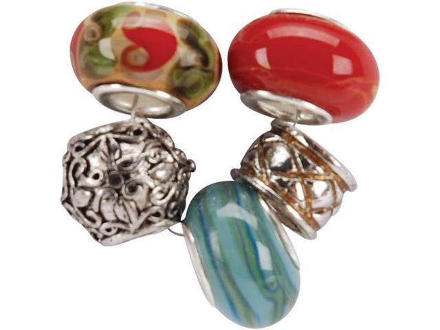Uptown Bead Collection 5/Pkg-Style #5