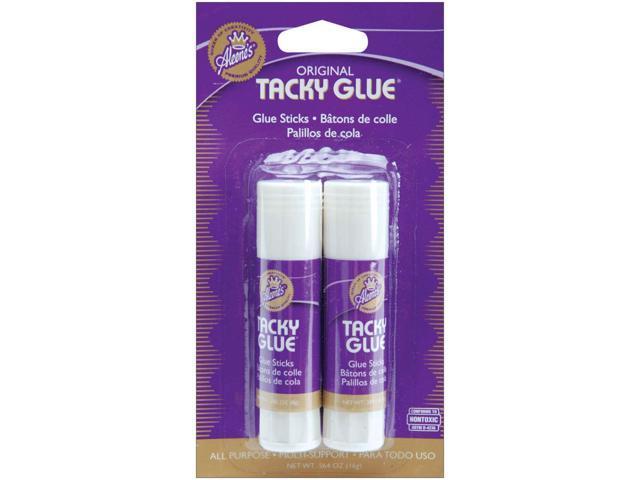Aleene's Original Tacky Glue Sticks 2/Pkg-.28oz