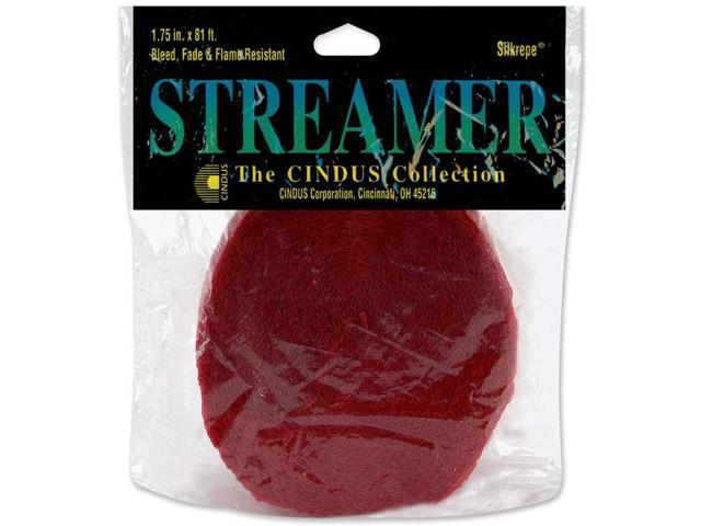 Crepe Streamers 1.75
