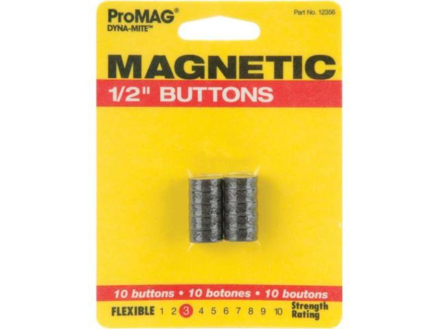 ProMag Flexible Round Magnets-.5