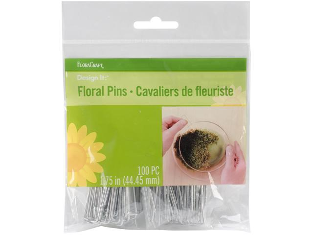 Floral Pins 1.75