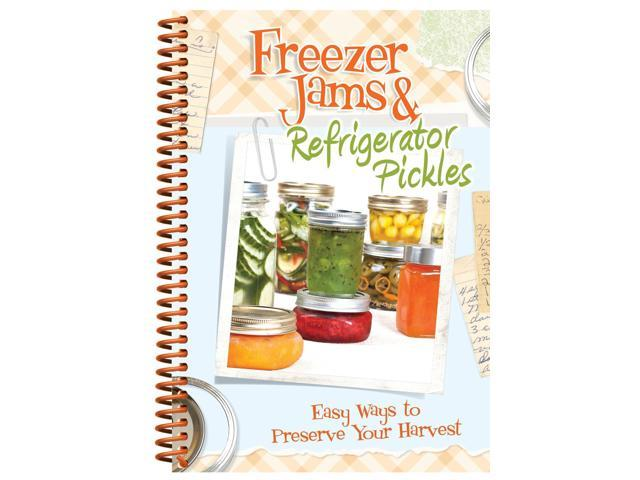 Freezer Jams & Refrigerator Pickles-