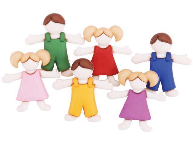 Dress It Up Embellishments-Kids