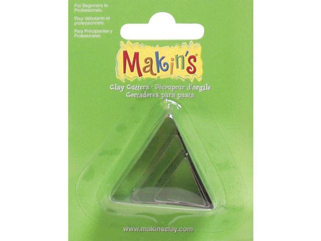Makin's Clay Cutters 3/Pkg-Triangle