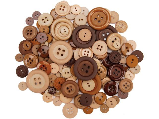 Dress It Up Embellishments Super Value Pack 3oz-Biscotti