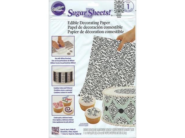 Sugar Sheet 8