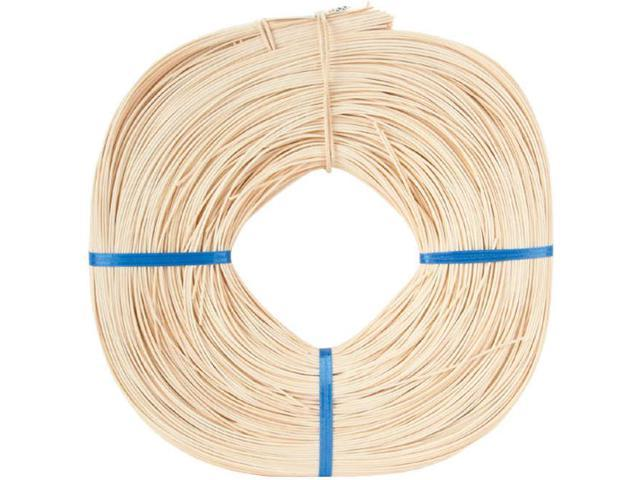 Round Reed #3 2.25mm 1lb Coil-Approximately 750'