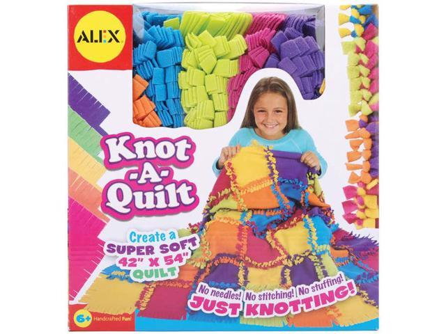 Knot-A-Quilt Kit-