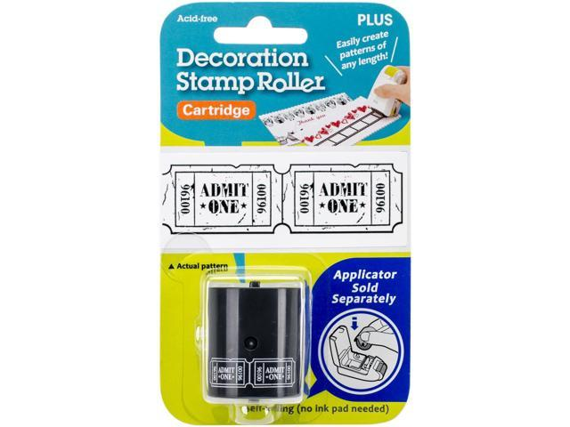 Decoration Stamp Roller-Tickets