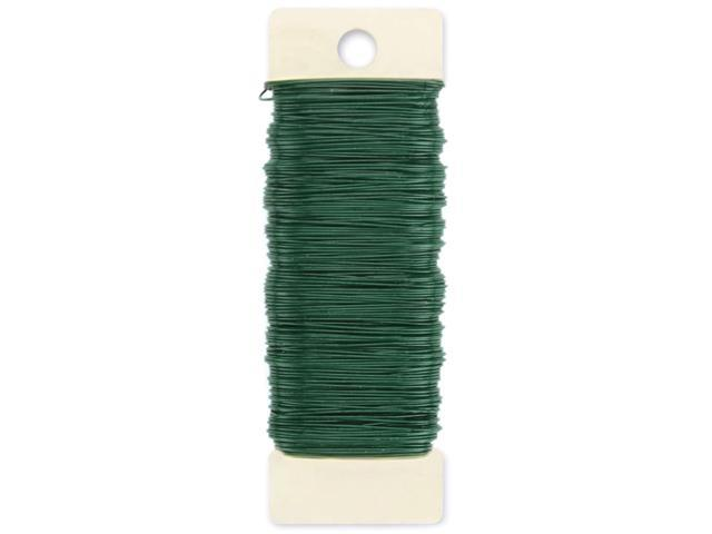 Paddle Wire 24 Gauge 110'-Green