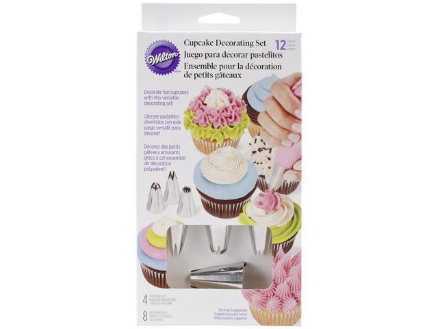 Cupcake Decorating Set 12pcs-