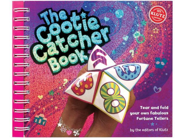 The Cootie Catcher Book Kit-