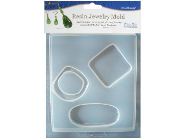 Resin Jewelry Mold 4.75