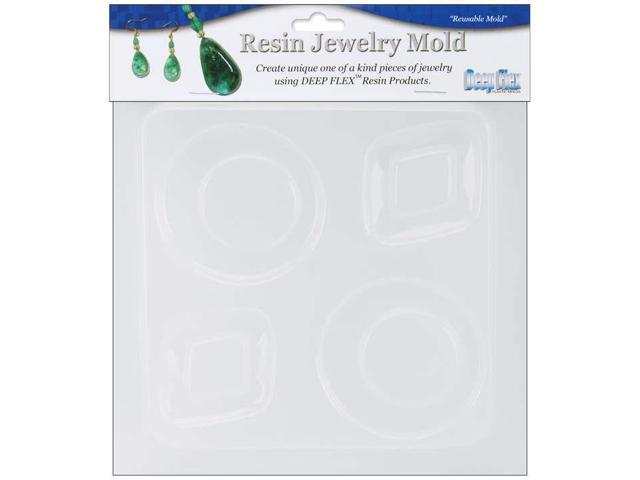 Resin Jewelry Mold 6.5