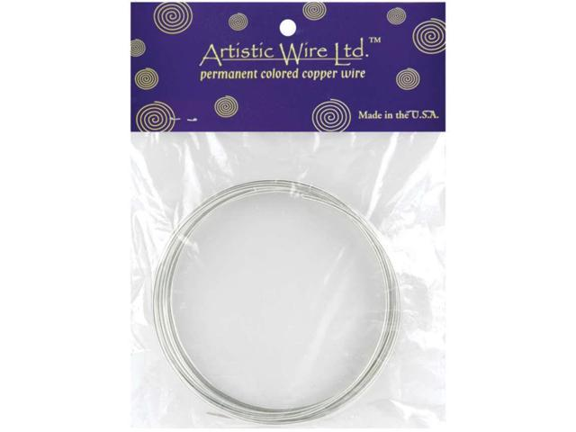 Artistic Wire-Tin - 12 Gauge, 10'