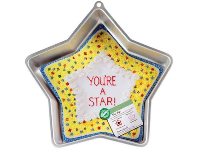 Cake Pan Novelty-Star 12-3/4