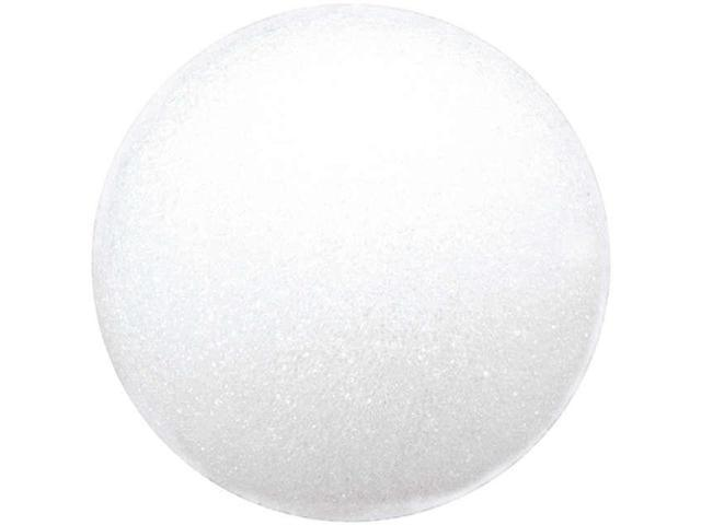 Styrofoam Balls 2/Pkg-4