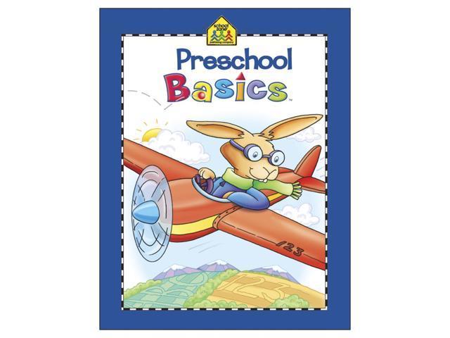 Workbook-Preschool Basics - Ages 3-5