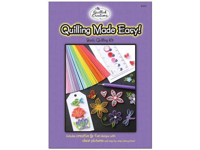 Quilling Kit-Quilling Made Easy