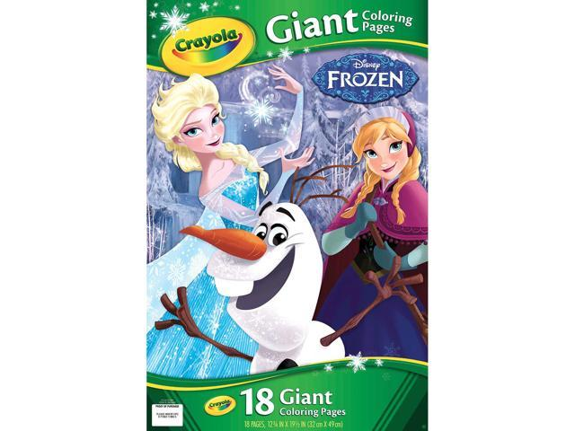 Crayola Giant Coloring Pages 12.75