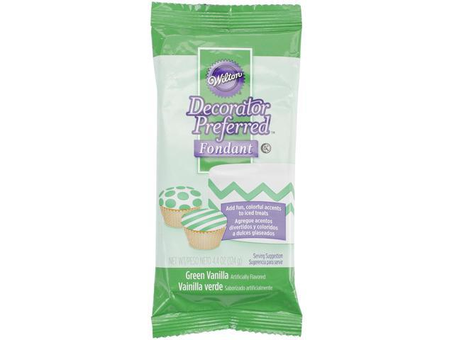 Decorator Preferred Fondant 4.4Oz-Green