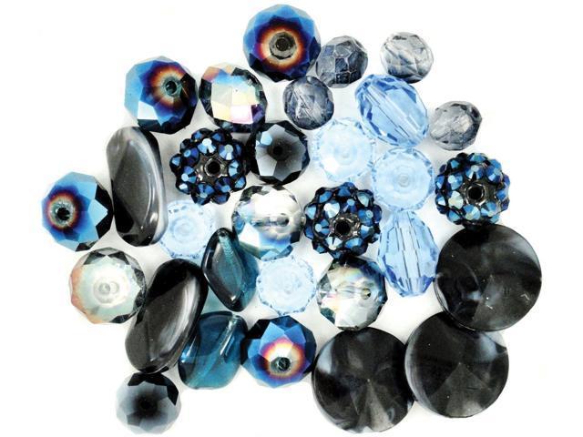 Design Elements Beads 28g-A Royal Affair