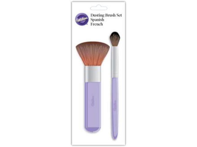 Dusting Brush Set 2/Pkg-