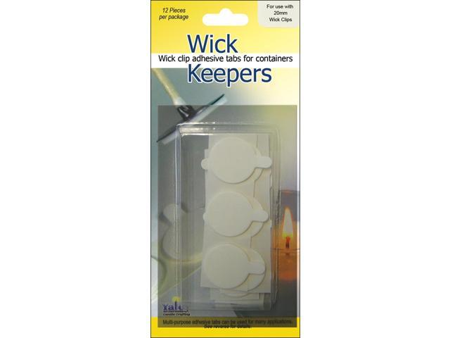Wick Keepers 12/Pkg-20mm