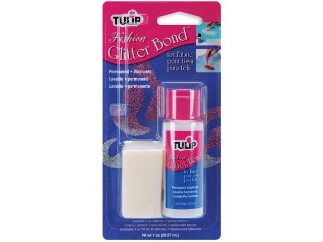 Tulip Fashion Glitter Bond 1oz-