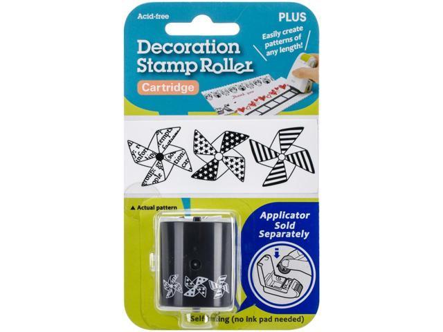 Decoration Stamp Roller-Pinwheels