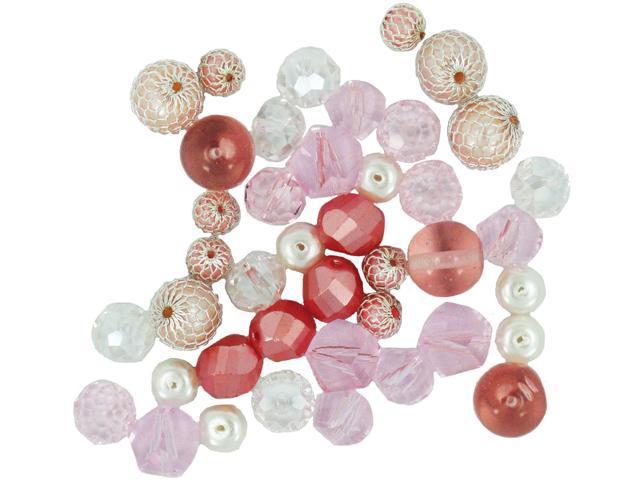 Design Elements Beads 28g-Belle Du Jour