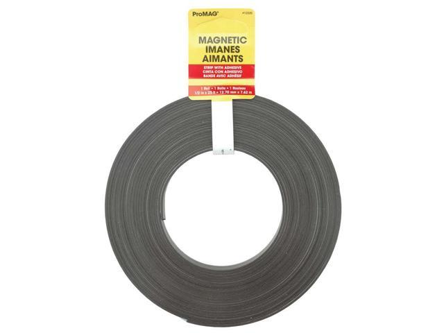 ProMag Adhesive Magnetic Tape-.5