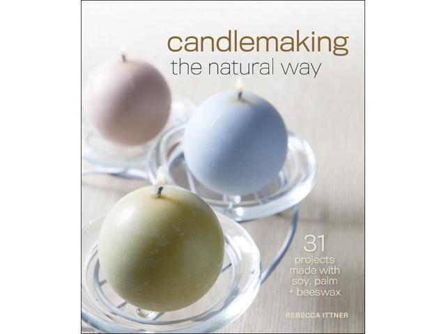 Lark Books-Candlemaking The Natural Way