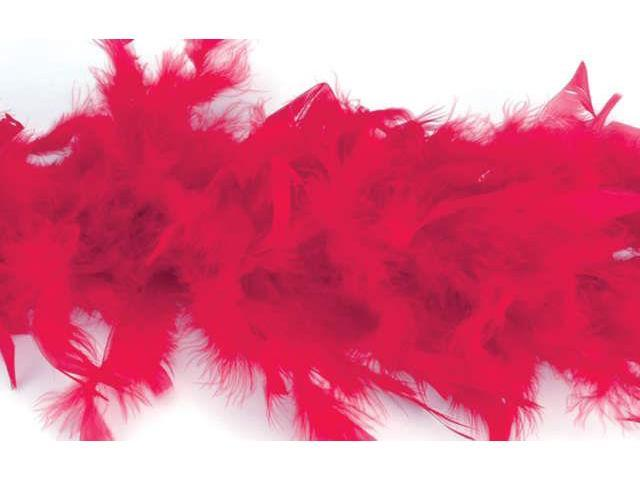 Chandelle Feather Boa Solid Color 72